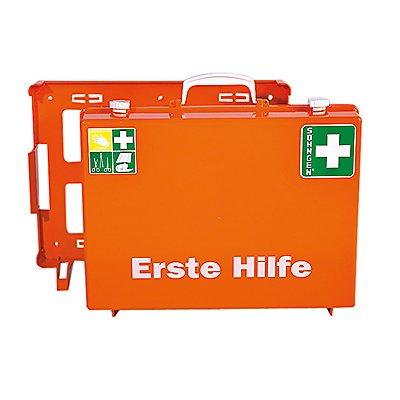 SÖHNGEN Erste Hilfe Koffer MT-CD 3001155 DIN 13169 orange