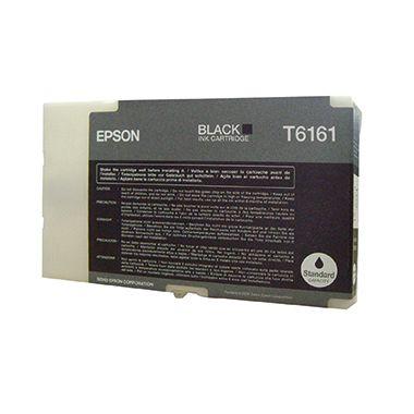 Epson Tintenpatrone C13T616100 76ml schwarz