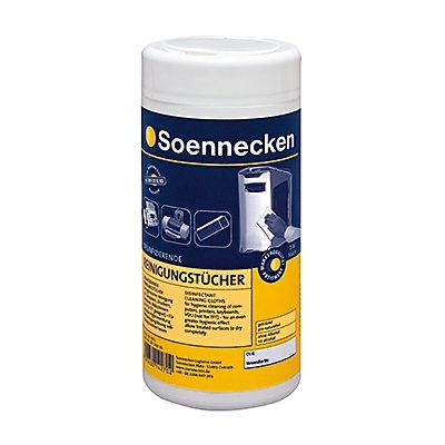 Soennecken Reinigungstuch 4872 desinfizierend 100 St./Pack.