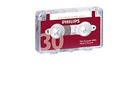 Philips Diktierkassette LFH0005/60 max. 2x15min.
