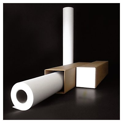 Großformatkopierpapier 59,4cmx175m 80g weiß