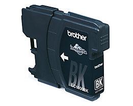 Brother Tintenpatrone LC1100BK 450Seiten schwarz