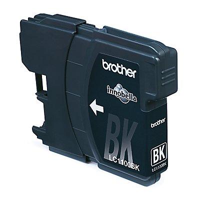 Brother Tintenpatrone LC1100HYBK 900Seiten schwarz