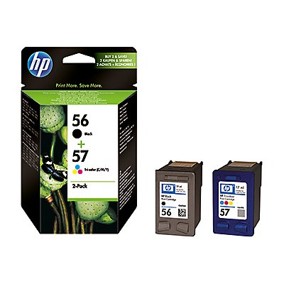 HP Tintenpatrone SA342AE sw/c/m/y 2 St./Pack.