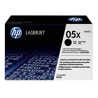 HP Toner CE505X 05X 6.500Seiten schwarz