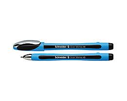 Schneider Kugelschreiber Slider Memo XB 150201 1mm schwarz