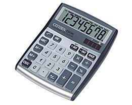 Citizen Tischrechner CDC-80  8stellig Solar/Batterie