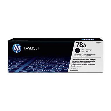 HP Toner CE278AD 78A 2.100Seiten schwarz 2 St./Pack.