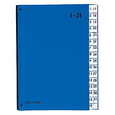 PAGNA Pultordner DIN A4 1-31 32Fächer