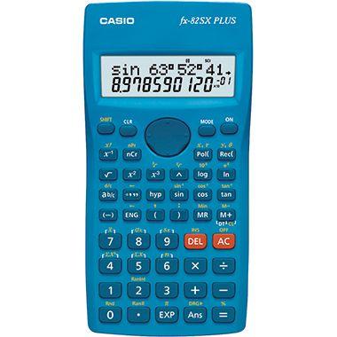 CASIO Schulrechner FX-82SX Plus Batterie 177Funktionen petrol