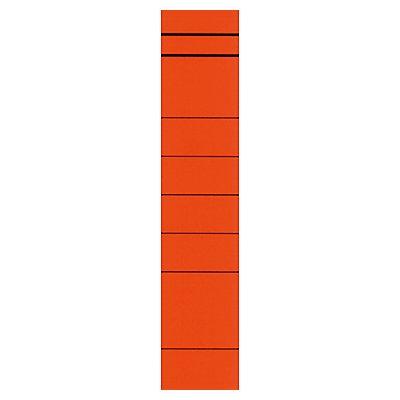 Ordneretikett breit/lang sk Papier weiß 10 St./Pack.