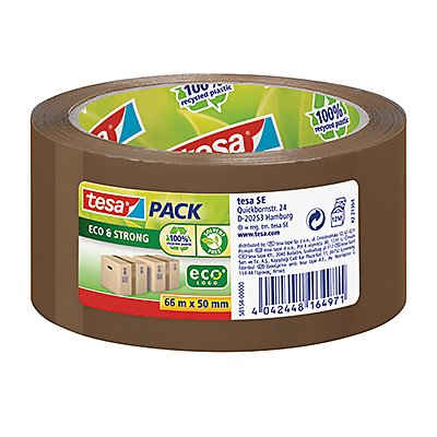tesa Packband tesapack Eco & Strong  50mmx66m