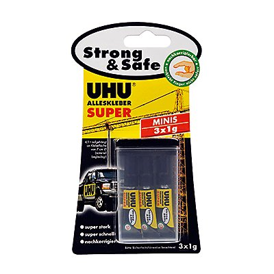 UHU Alleskleber SUPER Strong & Safe 46960 7g