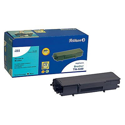 Pelikan Toner 4204868 1255HC wie Brother TN3280 9.000S. schwarz