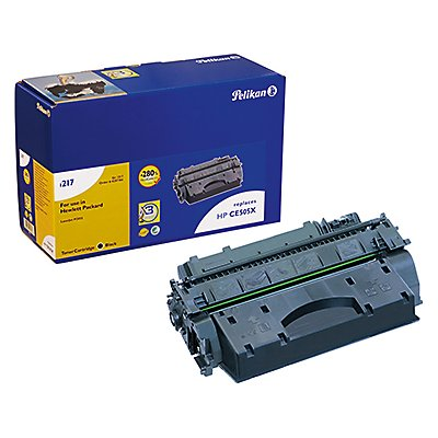 Pelikan Toner 4207166 1217 wie HP CE505X 6.500S. schwarz