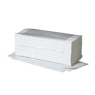 fripa Papierhandtuch Ideal 4031101 25x23cm weiß 20x250 Bl./Pack.