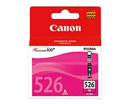 Canon Tintenpatrone CLI526M 4542B001AA 520Seiten 9ml magenta