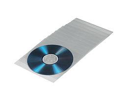 Hama CD/DVD Hülle 51093 für 1CD/DVD tr 25 St./Pack.