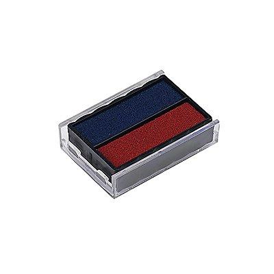 trodat Stempelkissen Printy 6/4850/2 81026 blau/rot 2 St./Pack.
