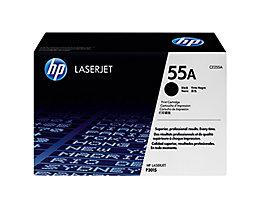 HP Toner CE255A 55A 6.000Seiten schwarz
