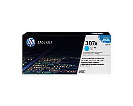 HP Toner CE741A 307A 7.300Seiten cyan