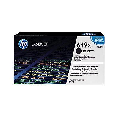 HP Toner CE260X 649X 17.000Seiten schwarz