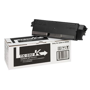 KYOCERA Toner TK590K 1T02KV0NL0 7.000Seiten schwarz