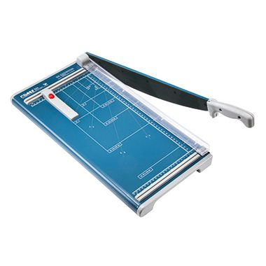DAHLE Hebelschneider 00534-21249 285x585mm DIN A3 15Bl. Metall blau