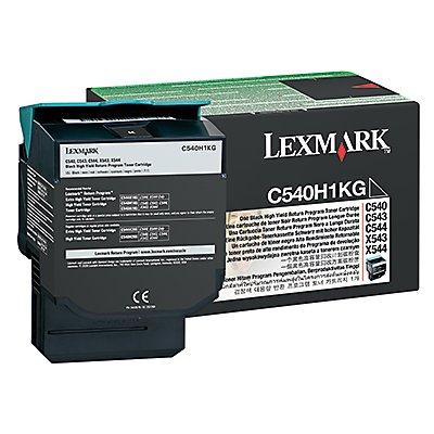 Lexmark Toner C540H1KG 2.500Seiten schwarz