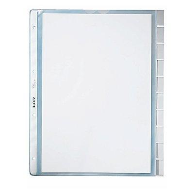 Leitz Prospekthülle 47540003 DIN A4 oben offen 0,13mm PP farblos