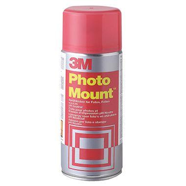 3M Sprühkleber Photo Mount 050777 dauerhaft 400ml