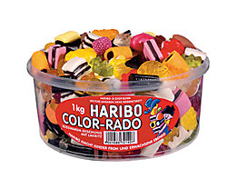 HARIBO Fruchtgummi COLOR-RADO 057389 1.000g