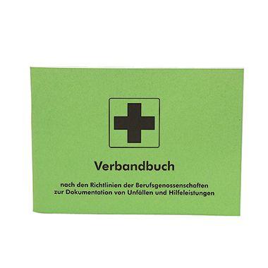 SÖHNGEN Verbandbuch 8001008 DIN A5 quer kartoniert