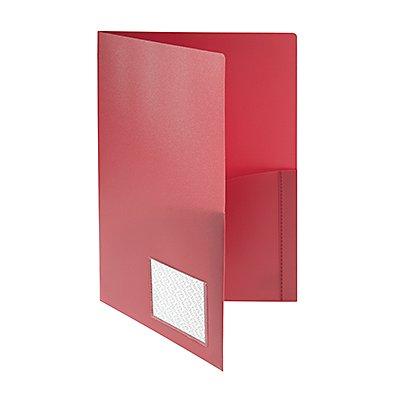 FolderSys Broschürenmappe DIN A4 PP Klarsichttasche