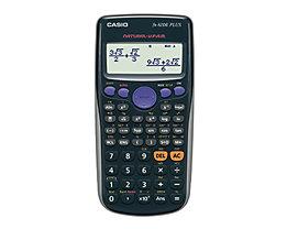 CASIO Schulrechner FX-82DE Plus Batterie 252Funktionen schwarz