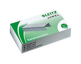Leitz Heftklammer Juwel 56400000 4mm verzinkt Metall 2.000 St./Pack.