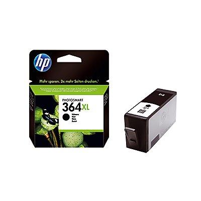HP Tintenpatrone CN684EE#BA1 Nr.364XL 550Seiten 18ml schwarz