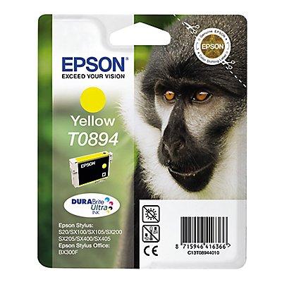 Epson Tintenpatrone C13T08944011 200Seiten 3,5ml gelb