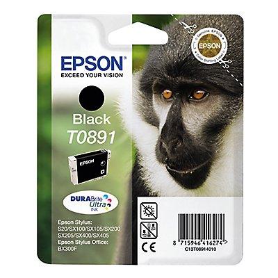 Epson Tintenpatrone C13T08914011 180Seiten 5,8ml schwarz