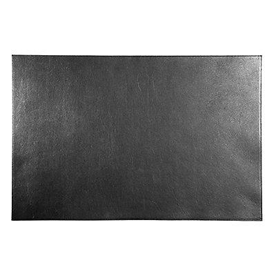 DURABLE Schreibunterlage 730501 65x45cm Rindsleder schwarz