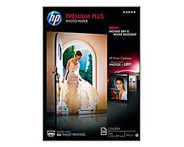 HP Fotopapier Premium Plus  DIN A4  weiß 20 Bl./Pack.