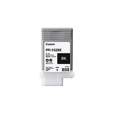 Canon Tintenpatrone PFI102BK 0895B001 130ml schwarz