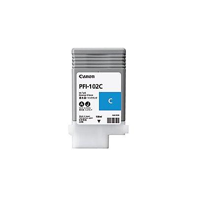 Canon Tintenpatrone PFI102C 0896B001 130ml cyan