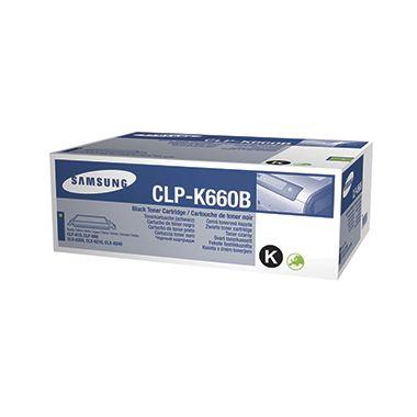 Samsung Toner CLP-K660B/ELS 5.500Seiten schwarz