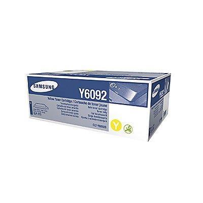 Samsung Toner CLT-Y6092S/ELS 7.000Seiten gelb