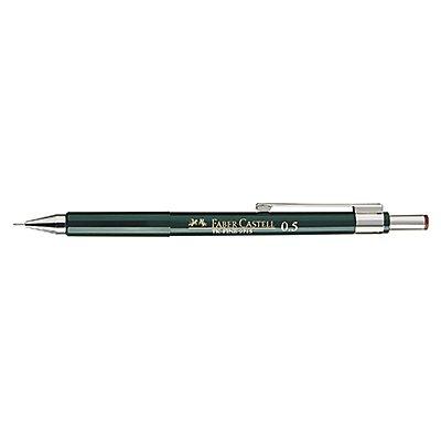Faber-Castell Druckbleistift TK-FINE 9715 136500 0,5mm HB grün
