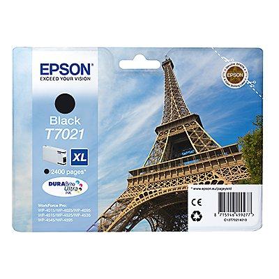 Epson Tintenpatrone C13T70214010 2.400Seiten 45ml schwarz