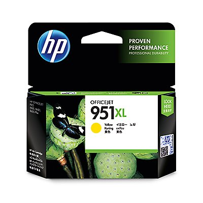 HP Tintenpatrone Nr.951XL 1.500Seiten 17ml