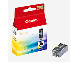 Canon Tintenpatrone CLI36 1511b001 12ml c/m/y