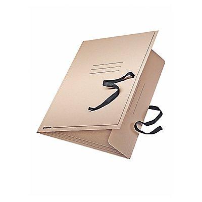 Esselte Zeichnungsmappe 6586 DIN A3 20mm 550g Karton grau